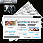 Photo portfolio template's image