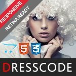 Dresscode - Opencart Responsive Fashion Theme picture
