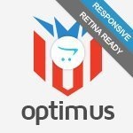Optimus - Responsive OpenCart Fashion Theme screenshot