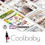 Coolbaby Woocommerce Wordpress Theme image