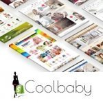 Coolbaby Shopify theme