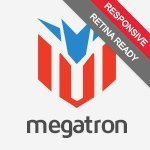 Megatron Magento template's icon preview