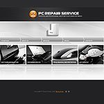 PC Repair Services Template Image