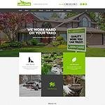 Preview for Lawn Care Wordpress website template