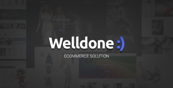 Welldone Magento fashion theme picture